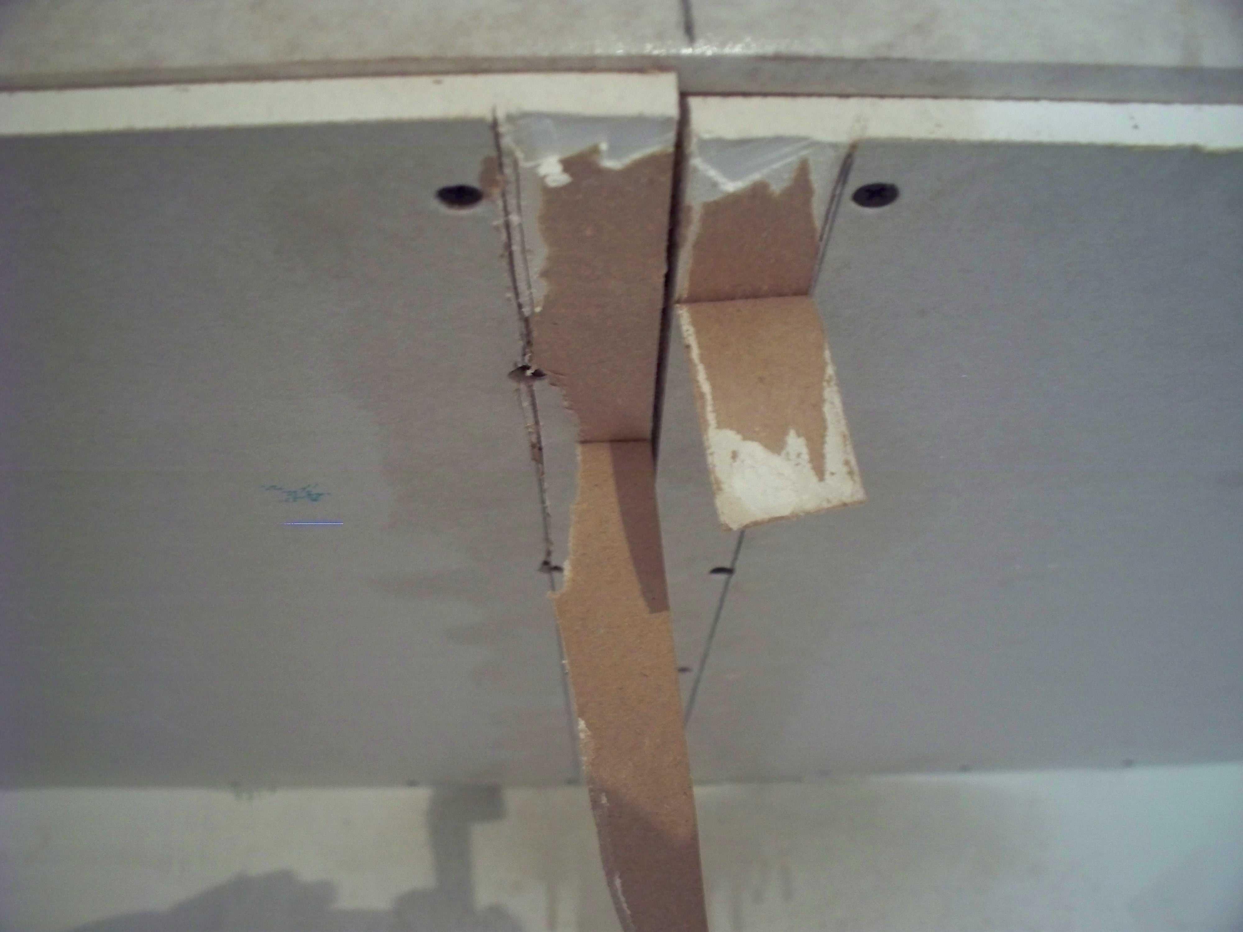 Швы потолка своими руками 953