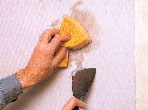 как удалить грунтовку с кафеля