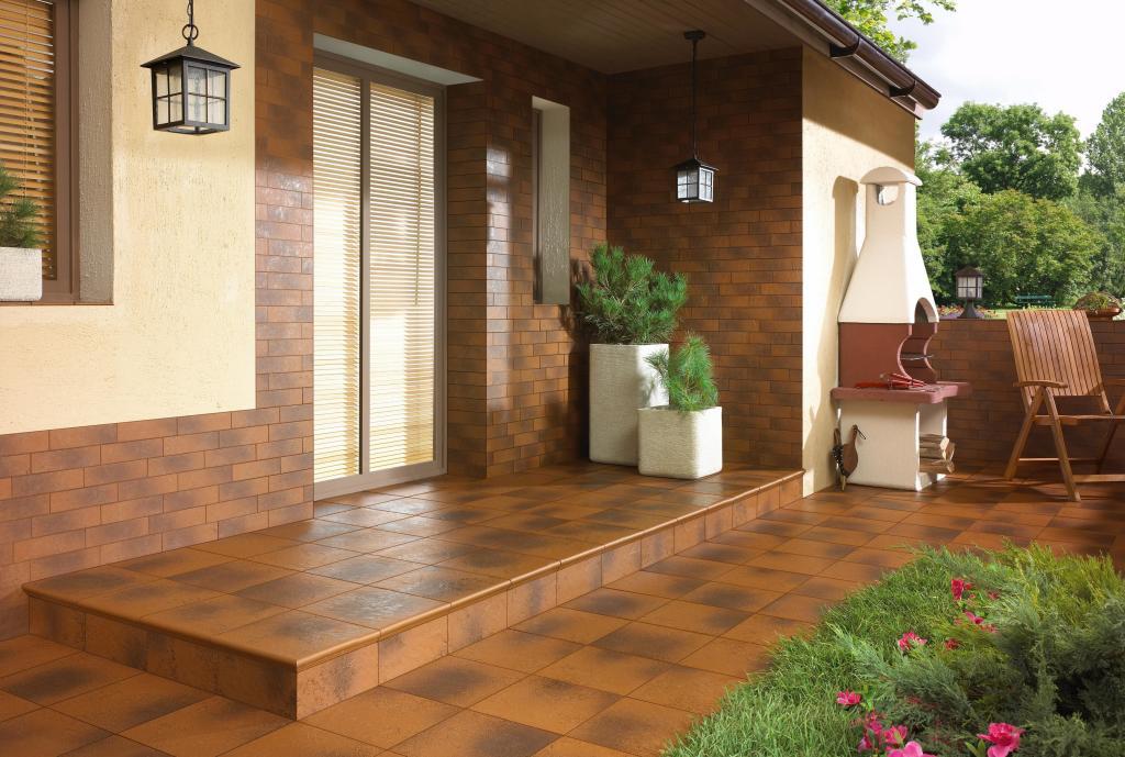 Дизайн покрытия домов