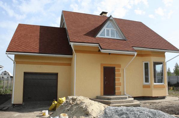 Фасадная краска по штукатурке Тиккурила преобразит ваш дом