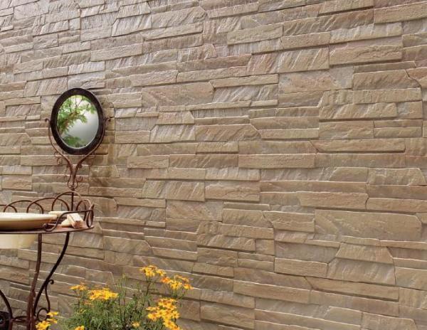 Фиброцементные панели с керамическим покрытием в дизайне фасада