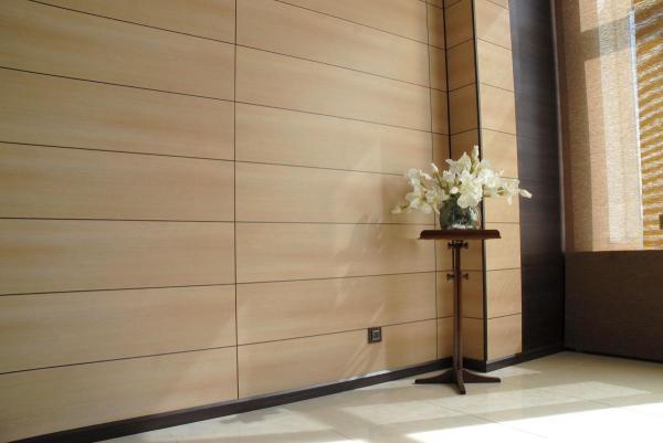Листовые панели для стен, в дизайне жилого интерьера