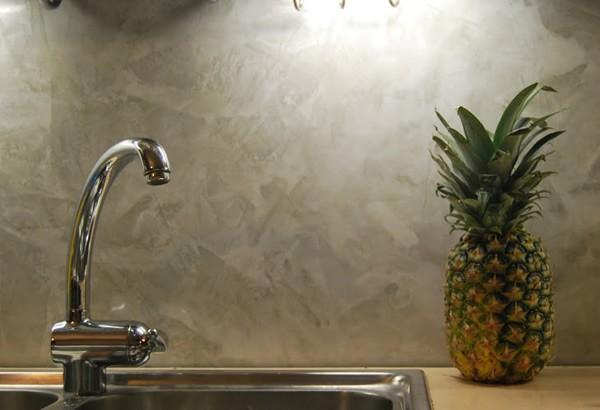 На кухне много мест, требующих регулярного мытья
