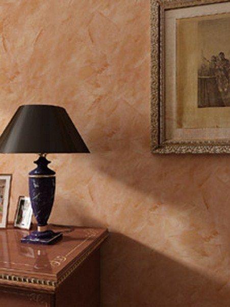 Покрытие на стену венецианская штукатурка придает интерьеру солидность и изысканность