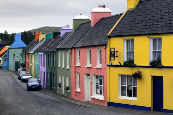 Возможность колеровки позволяет «одеть» дом в любой желаемый цвет