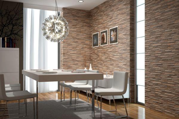 Декоративная облицовка керамической плитки