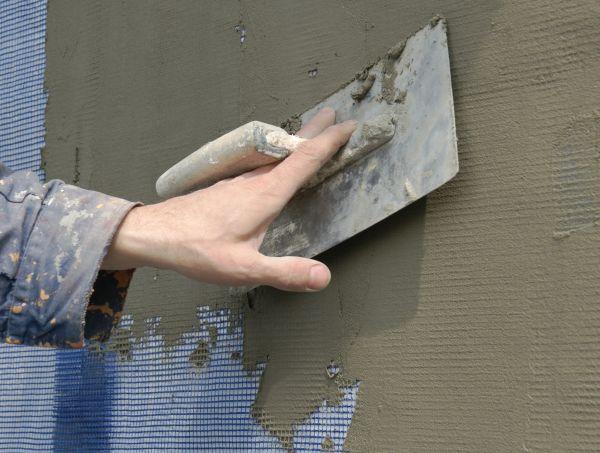 Утепление пенопластом фасада своими руками фото