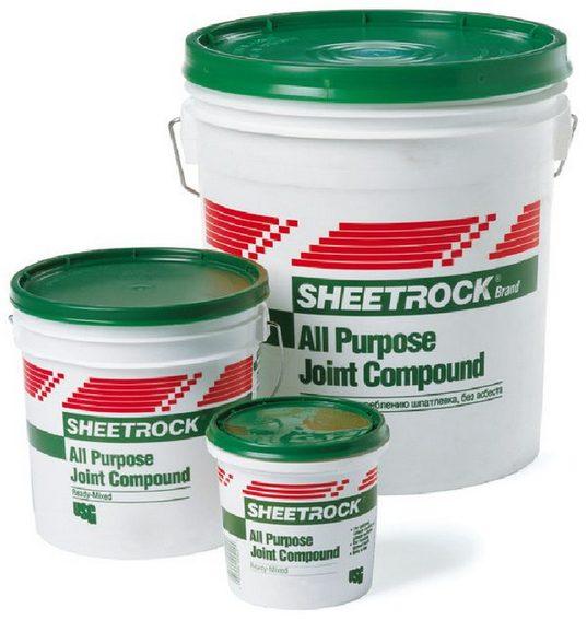 Шитрок – самая популярная полимерная смесь для шпаклевки потолков
