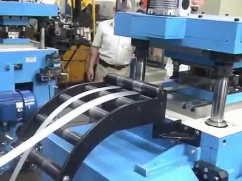 Станки по производству штукатурных маяков и уголков