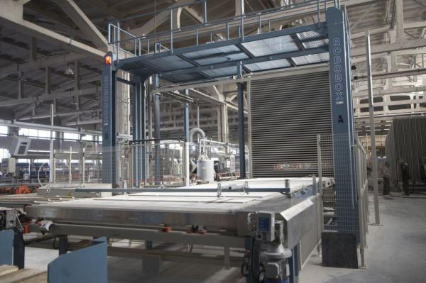 Цех по производству керамической плитки