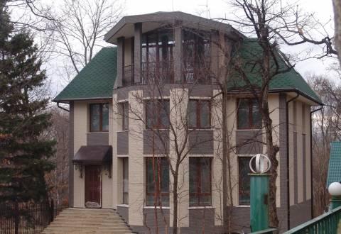 Дизайн фасада с керамосайдингом