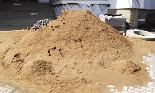 Просеянный песок
