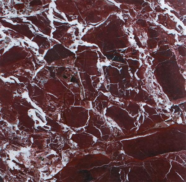 Прожилки мрамора, прорисованные контрастным цветом