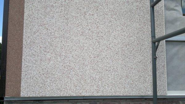 Листовой сайдинг: панели ЦСП с облицовкой каменной крошкой