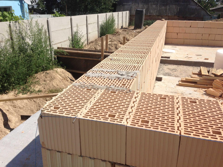 Laying ceramic blocks of price