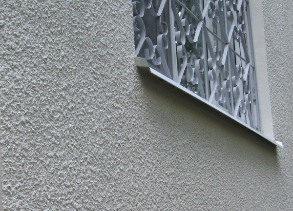 Штукатурка стен под шубу
