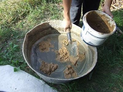Делаем проверку глины