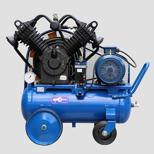 Компрессор для подачи воздуха в пульверизатор
