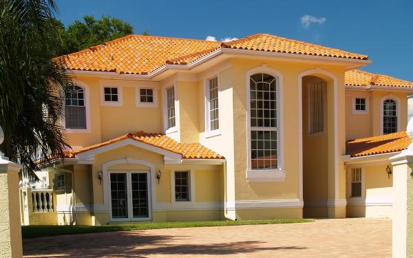 Красота штукатурного фасада