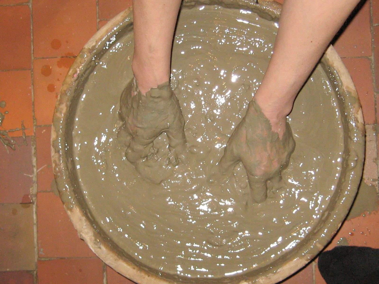как делать раствор из глини чтобы не тресколас продукции техническими характеристиками