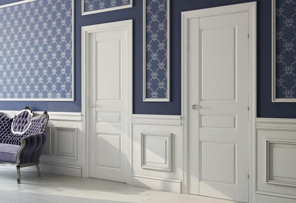 Стеновые панели и МДФ двери под покраску