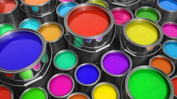 Как сделать колеровку краски