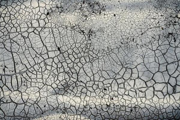 Кракелюр имитирующий камень