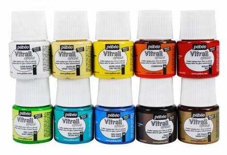 Набор витражных красок