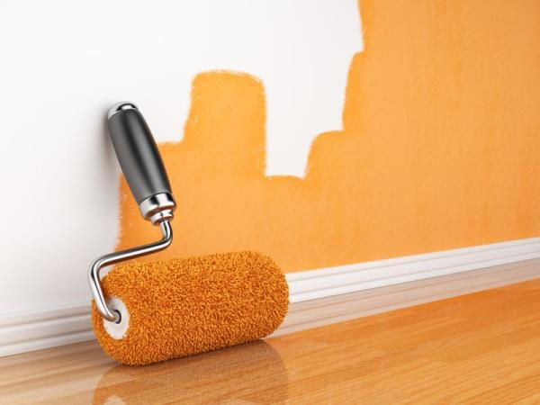 Подготовка стен под покраску порядок работ