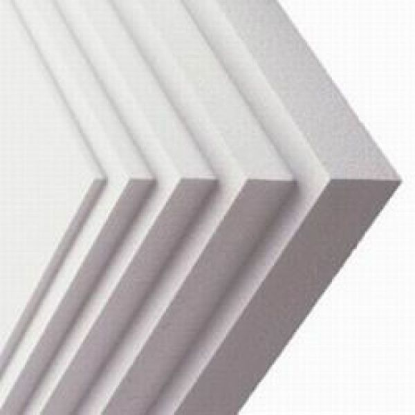 Плиты пенопласта различной толщины