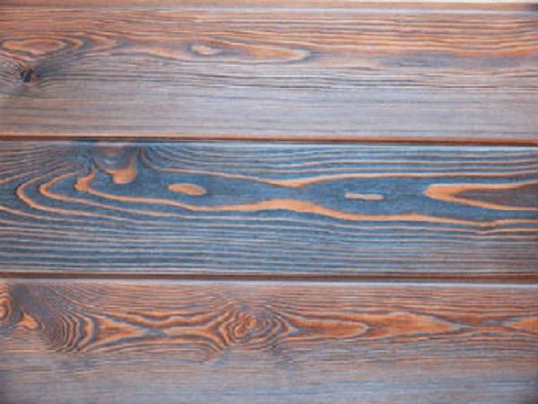 Прозрачная виниловая краска, подчёркивающая текстуру дерева