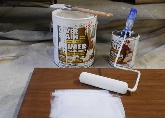 Самые необходимые материалы для покраски