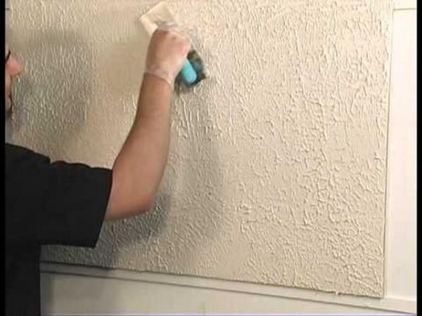Штукатурка стен и покраска