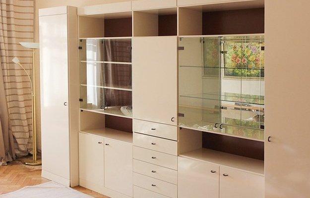 как перекрасить в белый цвет мебель в домашних условиях Otdelka