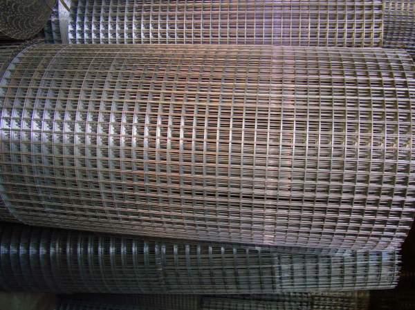 Сварная сетка для штукатурки металлическая