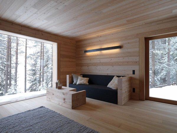 Тонирование древесины при помощи разных оттенков