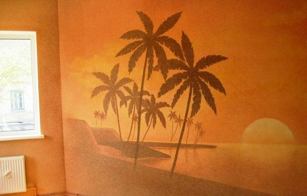 Тропический пляж в городской квартире? Без проблем