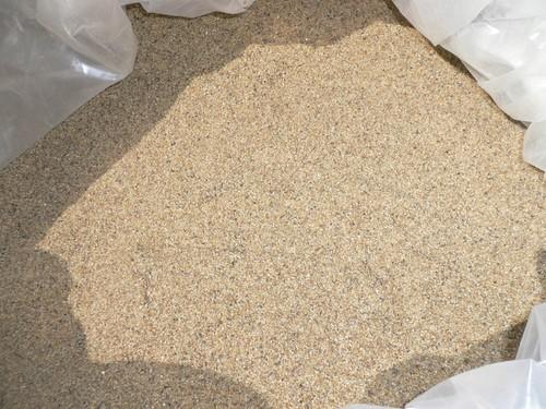 В состав смеси добавляется только песок определенной фракции