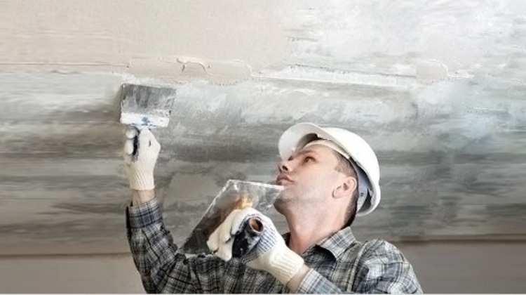 Делаем подготовку потолка