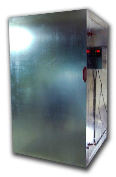 Готовая печь полимеризации изготовленная самостоятельно