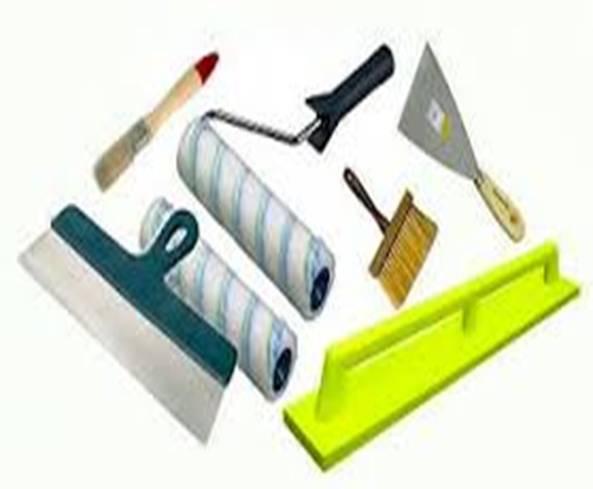 Инструменты для покраски забора
