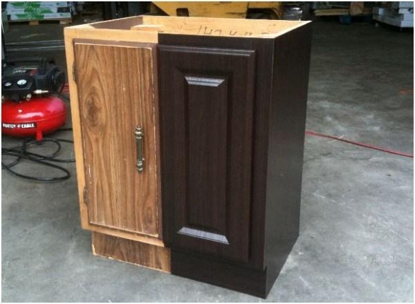 Как перекрасить старую мебель