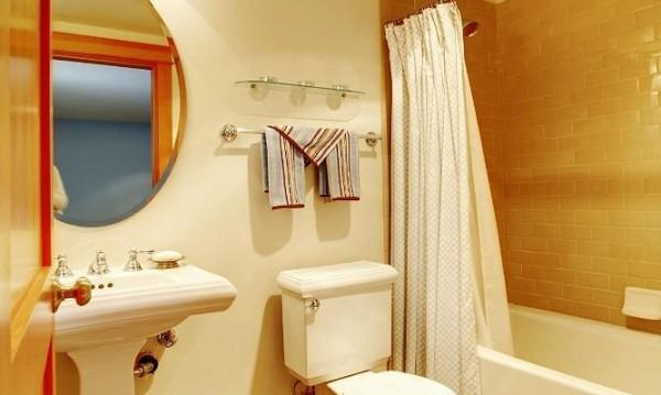Как покрасить ванную комнату, дизайн