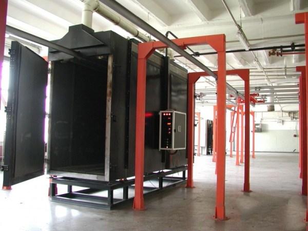 Камера полимеризации среднего объёма