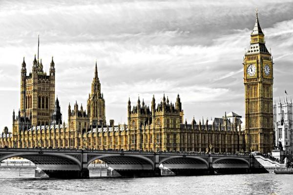 Панорама Вестминстерского дворца