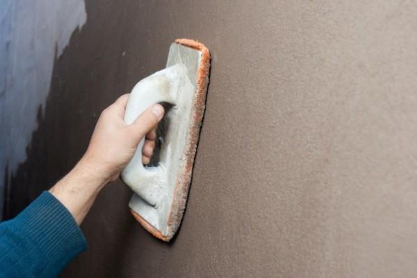 Способы оштукатуривания стен