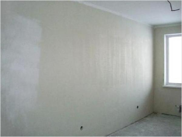 Технология выравнивания стен под покраску