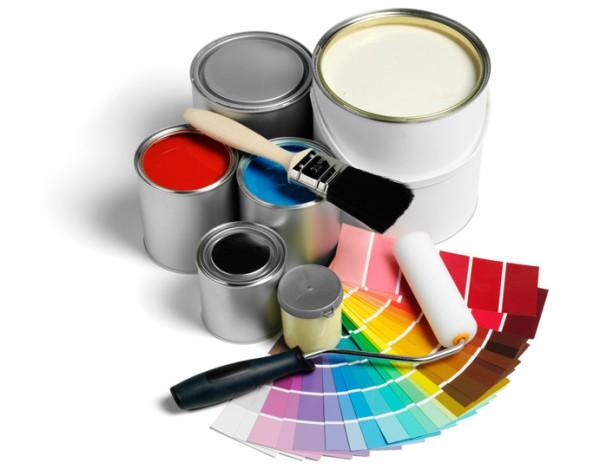 Виды красок для отделки деревянного дома