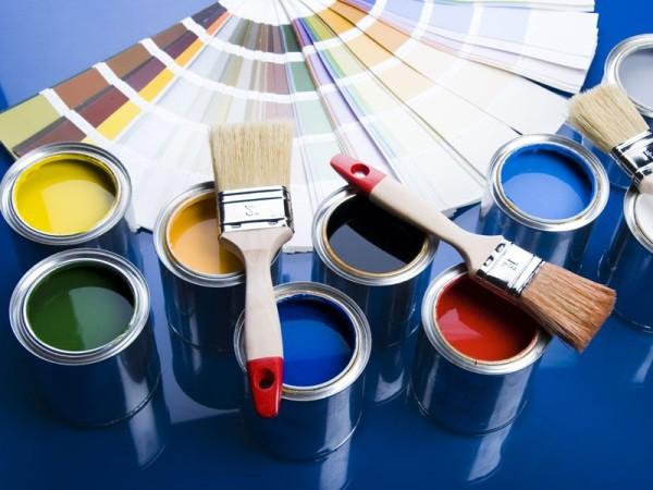 Выбираем краску для покраски
