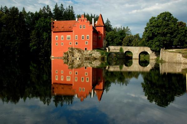 Чешский «Кровавый Замок»